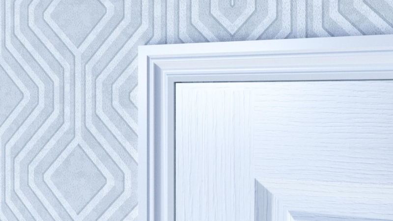 Trade Ogee Primed Moisture Resistant MDF Architrave