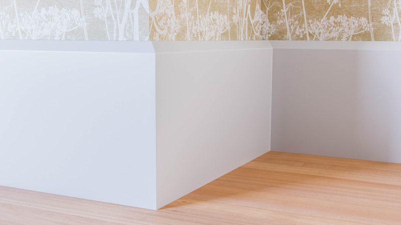 Edge Skirting Board