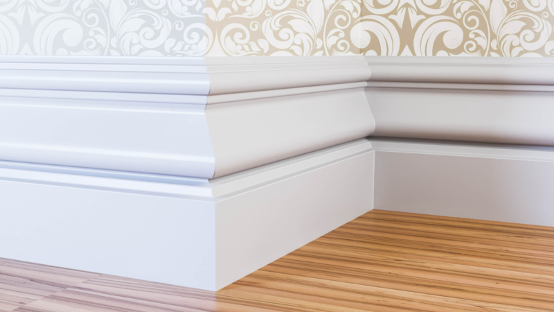 Traditional Range Skirting Board
