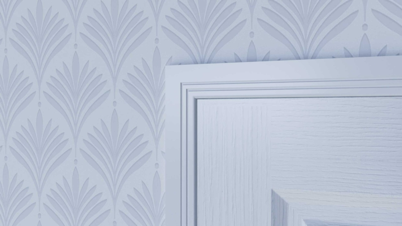 Architrave Pencil Round And 2 Drip