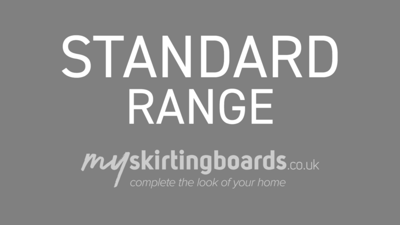 Standard Range Skirting Board