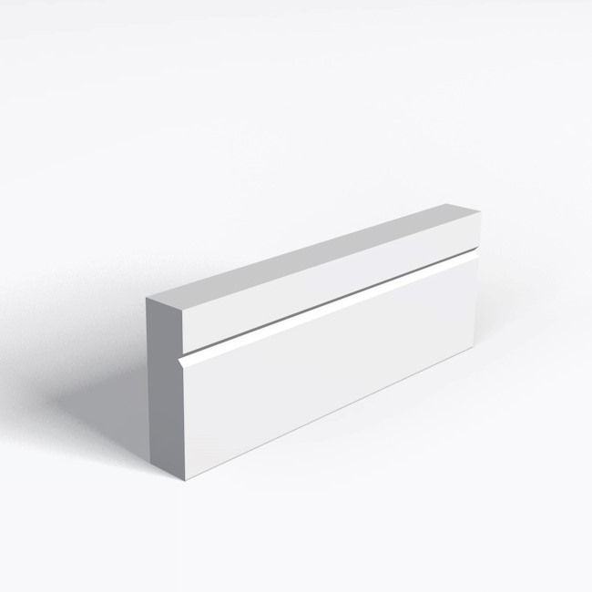 1 V Groove Architrave