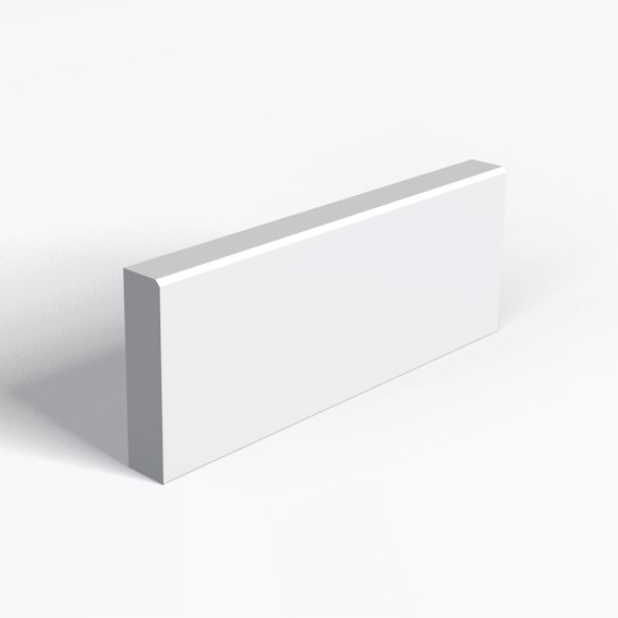 CHamfer 2x2mm Architrave