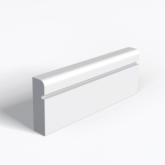 Pencil Round And 1 Square Groove Architrave