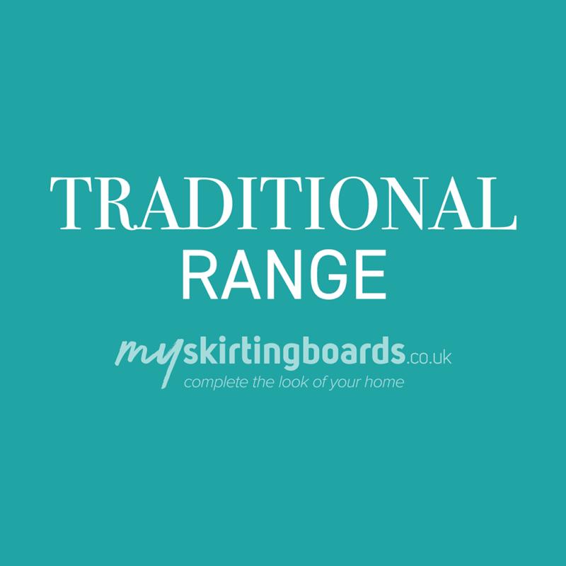 Traditional Range Architrave